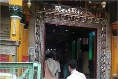 on the first monday of shravan a crowd of pilgrims visiting rewari temples