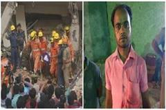 several people died in greater noida building collapse live update
