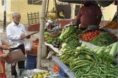 food supply department from raid in shopkeeper stir