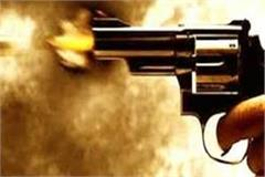 fearless firing on the former sarpanch of the village death in hospital