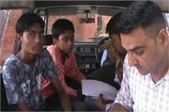 palwal child labor rescue