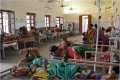 700 people fall sick in damoh