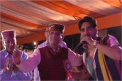 minister kishan kapoor gets bhai punjabi tadka