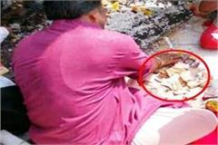 robbed devotees on the name of faith in nainadevi
