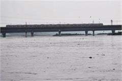 yamuna water flow exceeded in sonepat soon seen in delhi
