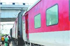 tragedy plot in meerut a big accident left by loco pilot s sensation