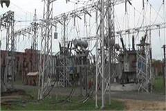 major transformer poor in power house in gohana