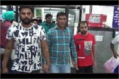8 members of babbu group arrested in panchkula vicky murder case