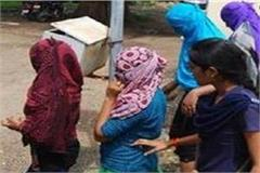 7 women arrested including jismophorshi business in kothi couple