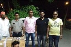 sirsa police caught 1 lakh 5600 intoxicants during patrol