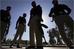 encounter between tilu badshahpur gang and police