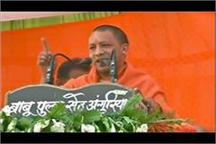 sp bsp looted the country together yogi