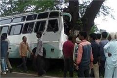 bus accident in badwani