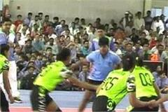 jhajjar s domination in the friendship kabaddi match