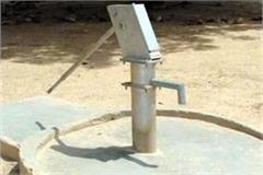 here s handpump in bad condtition for 2 weeks department unawear knowingly