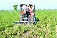 increase of soybean seed benefits 10 increase in land area