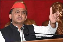 akhilesh targets yogi sarkar tree falls in the state like law and order