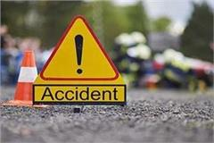 two bike riders killed by stray cattle collide