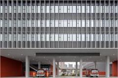 the country s first smart fire station will be built