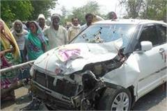 excise officer s death in kannauj road accident three injured