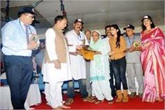 iph minister reached in kargil parakram parade honor award