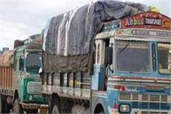 truck operators strike on fifth day