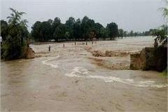 rain erupted in uttar pradesh 65 people lost in the last 3 days