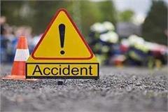 bike rider couple injured due to unknown vehicle