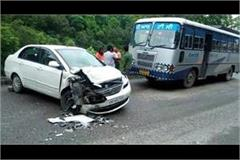 baba bal pupil got injured in an accident