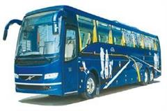 volvo buses equipped with toilet facility will be included in haryana roadways