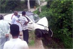 painful incident death of one in car accident one injured