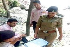 woman jumped into ravi river  search operation by police