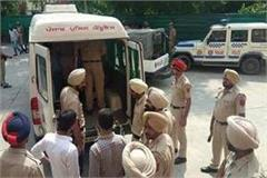gangster dilpreet baba appearing in court police remand