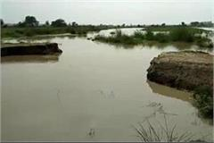 yamuna water exceeded in sonipat alerted to villages