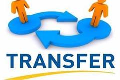 three ias officers transferred