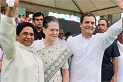 congress in preparation for coalition alliance with bsp in rajsthan mp