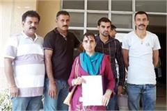 panchayat vice head and ward member given group resignation
