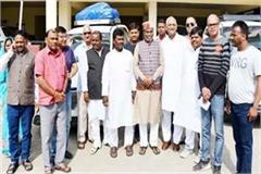mla of bihar reached solan said nda government will be built in 2019