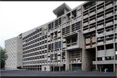 private chamberswill remove built in haryana secretariat balcony