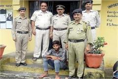 police reached panchrukhi with mastermind of kandbari murder case
