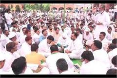 panchayat in kolgaon to get justice for akbar killed in mob lynching