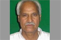 former mp said jairam government became dictator in intoxication of power