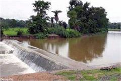 water conservation scheme implemented in mandi bilaspur and hamirpur