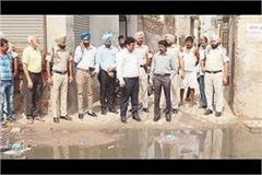 municipal council gave notice to 22 dairies