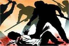 jalandhar swargas two injured in late night in bhargava camp