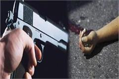 meerut 2 bullets shot dead in cricket controversy one s death