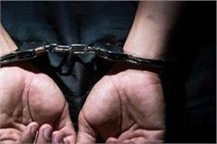 randhir singh arrested from sharp shooter vikas baghpat in murder