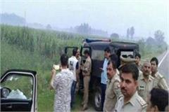 5 vicious criminals arrested in bulandshahr encounter