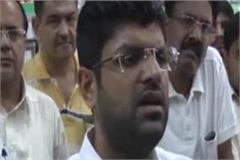 gunda raj growing in bjp government