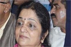rajni patil reshuffle in himachal tour